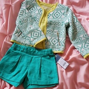 Kids Top and Bottom Set